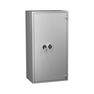 Coffre fort ignifuge 1 heure - Protection Vol et Feu - Serrure électronique classe 2 VDS - HARTMANN PROTECT DUO PR0253G4 CLASSE 0 (Valeur assurable 8000€)