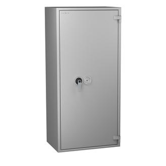 Coffre fort ignifuge 1 heure - Protection Vol et Feu - Serrure à clé A2P - HARTMANN PROTECT DUO PR0291G1 CLASSE 0 (Valeur assurable 8000€)