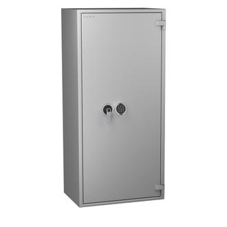Coffre fort ignifuge 1 heure - Protection Vol et Feu - Serrure électronique classe 2 VDS - HARTMANN PROTECT DUO PR0291G4 CLASSE 0 (Valeur assurable 8000€)
