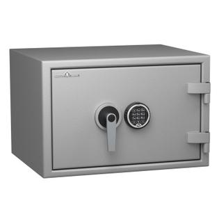 Coffre fort ignifuge 1 heure - Protection Vol et Feu - Serrure électronique classe 2 VDS - HARTMANN PROTECT DUO PR1054G4 CLASSE 1 (Valeur assurable 25 000€)