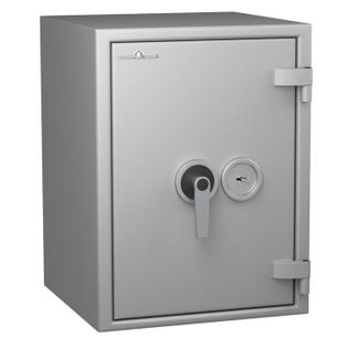 Coffre fort ignifuge 1 heure - Protection Vol et Feu - Serrure à clé A2P - HARTMANN PROTECT DUO PR1060G1 CLASSE 1 (Valeur assurable 25 000€)