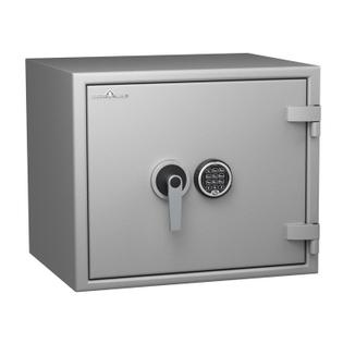 Coffre fort ignifuge 1 heure - Protection Vol et Feu - Serrure électronique classe 2 VDS - HARTMANN PROTECT DUO PR1066G4 CLASSE 1 (Valeur assurable 25 000€)