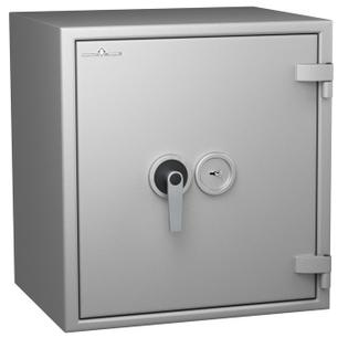 Coffre fort ignifuge 1 heure - Protection Vol et Feu - Serrure à clé A2P - HARTMANN PROTECT DUO PR1093G1 CLASSE 1 (Valeur assurable 25 000€)