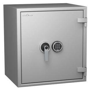 Coffre fort ignifuge 1 heure - Protection Vol et Feu - Serrure électronique A2P - HARTMANN PROTECT DUO PR1093G4 CLASSE 1 (Valeur assurable 25 000€)