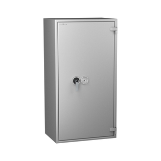 Coffre fort ignifuge 1 heure - Protection Vol et Feu - Serrure à clé A2P - HARTMANN PROTECT DUO PR1253G1 CLASSE 1 (Valeur assurable 25 000€)