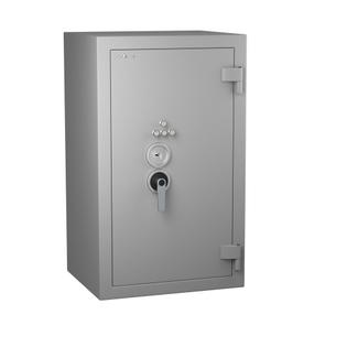 Armoire Forte Blindée - Serrure à clé A2P + combinaison 4 tubes compteurs - HARTMANN STAR PROTECT SP0250G2