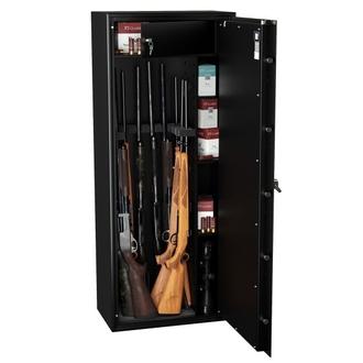 Armoire 10 fusils + coffret interne - Serrure électronique - HARTMANN WT 5010