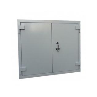 Armoire de sécurité - Serrure à clés - ICARSAFE  ARGOS LIGHT EL