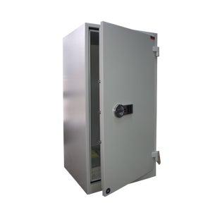 Armoire forte de sécurité ignifuge ignifuge - Serrure électronique - Classe S2 - ICARSAFE FIRST FIRE BM 1260E