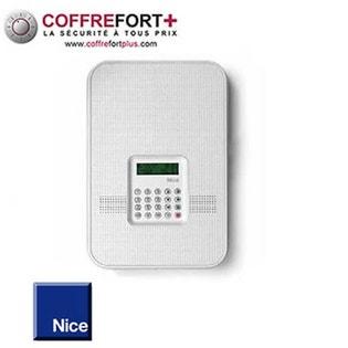 Alarme maison centrale NICE - HSCU1CFR