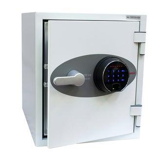 Coffre fort ignifuge supports informatiques - Serrure électronique et biométrique - PHOENIX DATACARE DS2001F