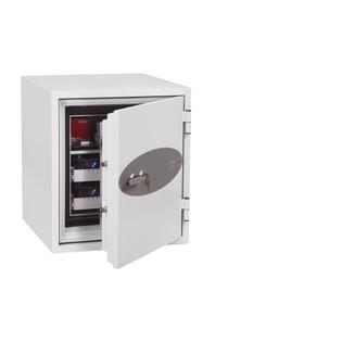 Coffre fort ignifuge supports informatiques - Serrure à clé - PHOENIX DATACARE DS2003K