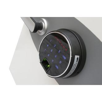 Coffre fort ignifuge supports informatiques - Serrure électronique et biométrique - PHOENIX DATA COMBI DS2503F