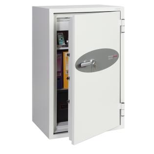 Coffre fort ignifuge supports informatiques - Serrure à clé - PHOENIX DATA COMBI DS2503K