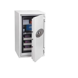 Armoire forte ignifuge supports informatiques - Serrure électronique - PHOENIX DATA COMMANDER DS4621E