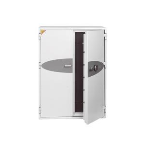 Armoire forte ignifuge supports informatiques - Serrure électronique - PHOENIX DATA COMMANDER DS4623E