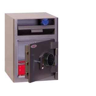 Coffre fort de dépôt - Serrure biométrique  - PHOENIX SS0996FD