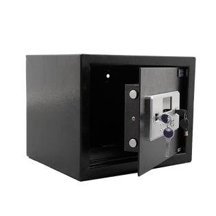 Coffre fort de sécurité avec alarme - Serrure électronique et clé - SAFE PLUS FRANCE 30LEK