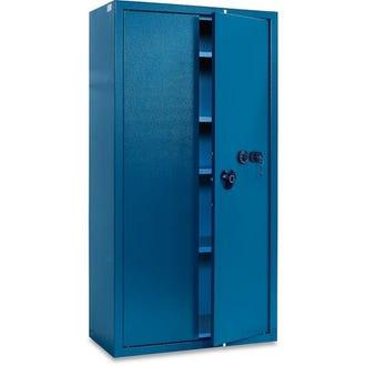 Armoire de sécurité serrure à clé + combinaison à 3 disques Série AS190 STARK-AS194C