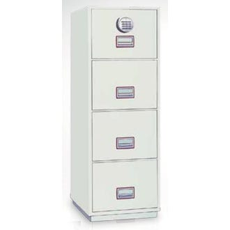 Armoire ignifugée à tiroirs - DFCE 4000