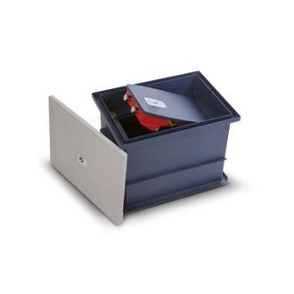 Coffre fort à enterrer avec profondeur variable - Serrure à Clé - TECHNOFLOOR KEY - TECHNOMAX
