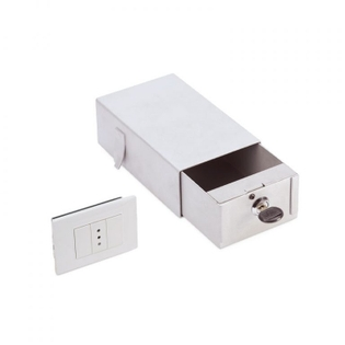 Coffre fort invisible - SM 2  - Serrure à sylindre - TECHNOMAX