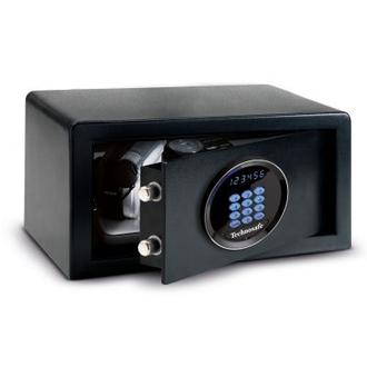 Coffre fort à poser - Serrure à Combinaison Electronique Digitale Motorisée - HOME TSB 4N - TECHNOMAX