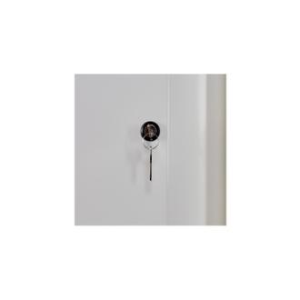 Armoire de sécurité en 14470-1 90 Minutes - Sous-Paillasse 2 Portes - 2 Compartiments - 792+M11
