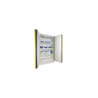 Armoire Haute De Sécurité En 14470-1 90 Minutes - 2 Portes Jaunes  - 795+PJE Trionyx