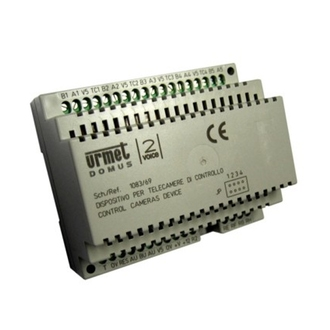 Interface vidéosurveillance 4 caméras pour kit NOTE - URMET - 1083/69