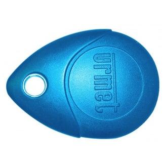 Badge clé de proximité bleu VIGIK - URMET MEMOPROX/B