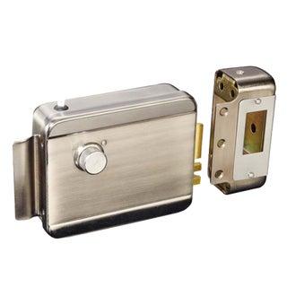 Serrure électromécanique avec bouton rotatif - Ouverture à gauche -  ABK - 702A - L