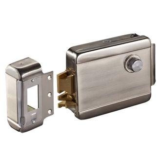 Serrure électromécanique avec bouton rotatif - Ouverture à droite - ABK - 702A - R