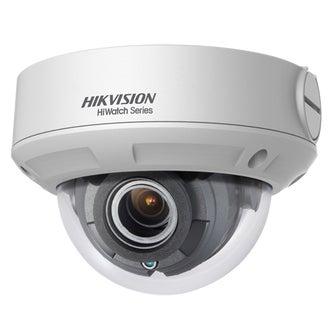 "Caméra IP dôme 4MP - Objectif motorisé varifocal 2.8~12 mm Autofocus 1/3 "" - Hikvision - D640H Z"