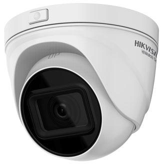 """Caméra tourelle IP 2MP - Objectif motorisé varifocal 2.8~12 mm Autofocus - 1/3"""" - Hikvision - T641H Z"""